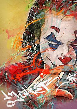Der Joker von Bert Hooijer
