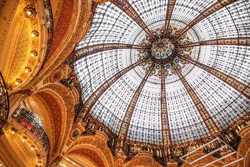 Dôme des Galeries Lafayette, Paris sur Christian Müringer