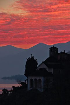 Oratorio della Beata Vergine della Fraccia - Tenero - Ticino - Zwitserland van