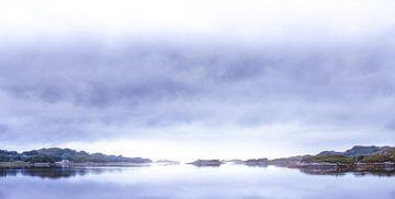 Loch Ailort, Schotland van Pascal Raymond Dorland