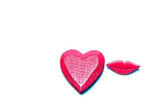 Die Liebe, ein Kuss = Du!