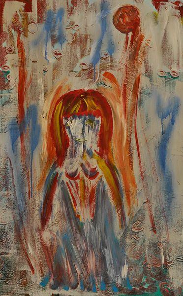 Urban Girl van Jose Beumers