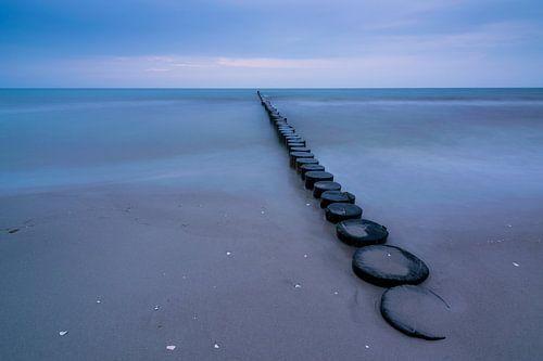 Baltic Evening van Martin Wasilewski