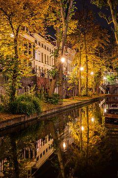 Utrecht herfst 8 van John Ouwens