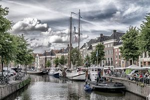 Hoge der A Groningen van