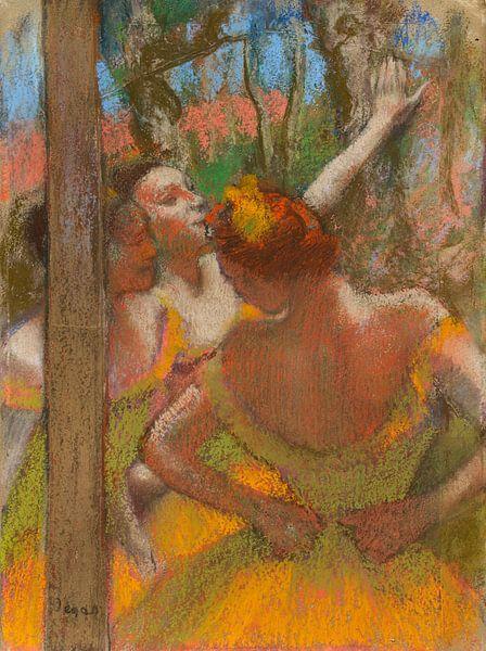 Tänzer, Edgar Degas von Meesterlijcke Meesters