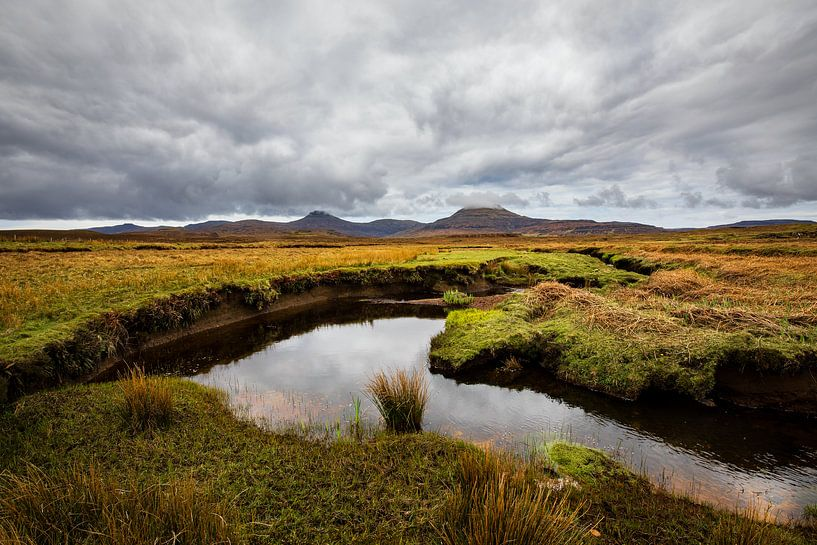 Schotland: Isle-of-Sky MacLeod's Tables van Remco Bosshard