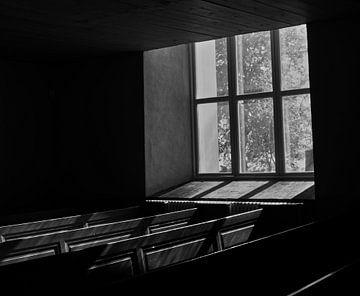 Kirche in Schweden von Mirjam Van Houten
