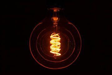 Lamp spiegeling von Gerwin Remmers