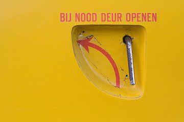 nooduitgang van Mark Nieuwenhuizen