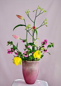 Bouquet de pastel