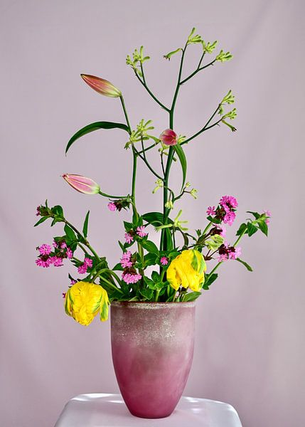 Bouquet de pastel sur Roelina Holtrop