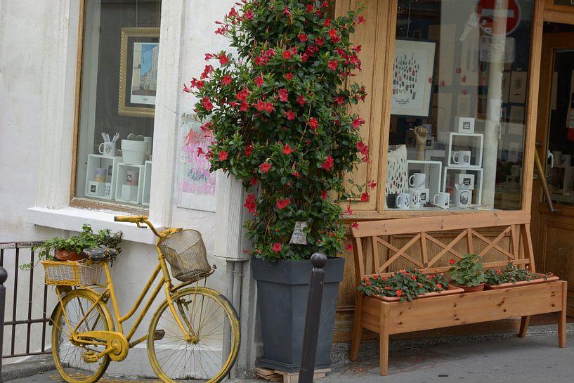 Parijs Montmartre van Henriette Tischler van Sleen