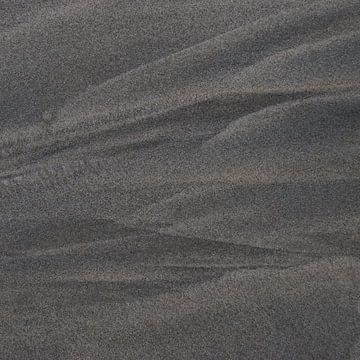 Vierkant zand van Jetty Boterhoek