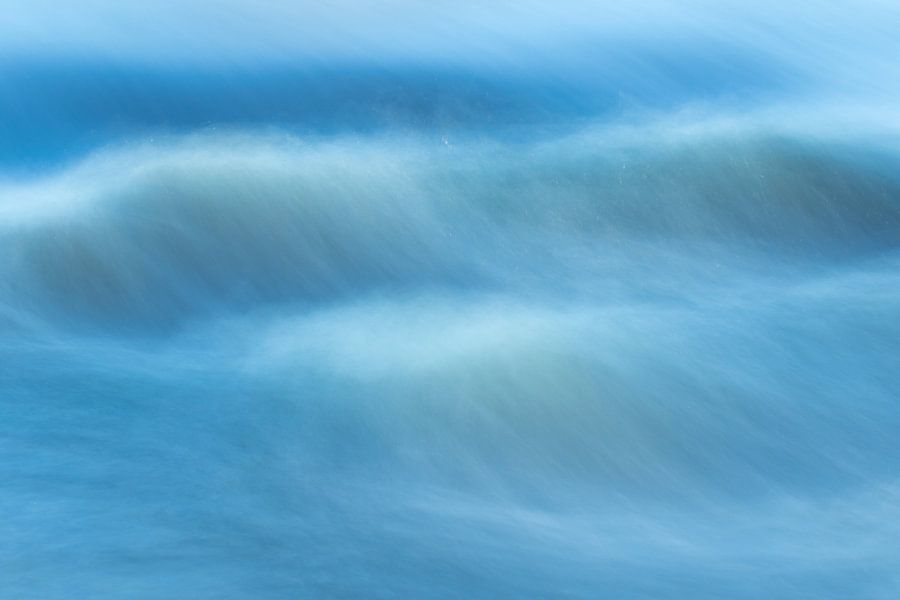 """Water motion"" sur Art Wittingen"