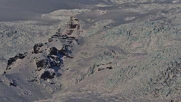 Eisfall am Öræfajökull von Timon Schneider