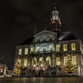 Stadhuis van Maastricht van by Feelingz