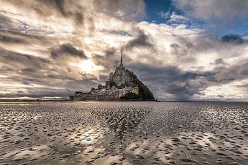 Le Mont Saint-Michel sur Kevin Gysenbergs