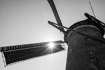 Dutch Windmill von Adriana Zoon