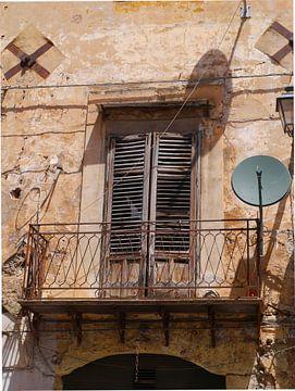 Balkon XI van Odette Kleeblatt