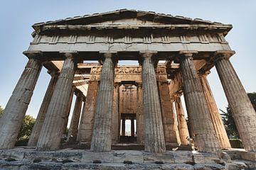 Tempel van Hephaistos van Bart Rondeel