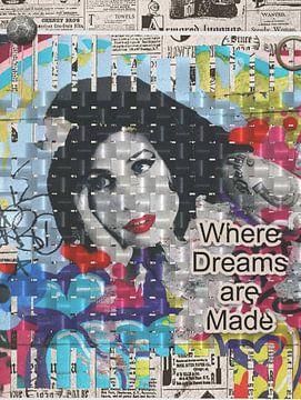Wo Träume gemacht werden von Rudy en Gisela Schlechter