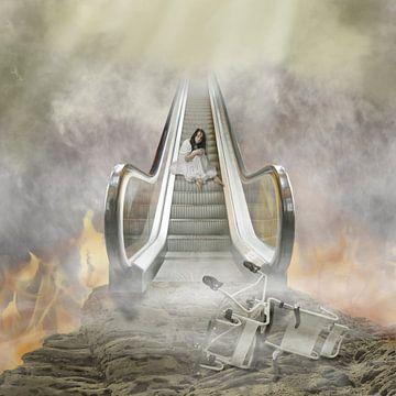 Stairway to Heaven sur Jeannette Penris