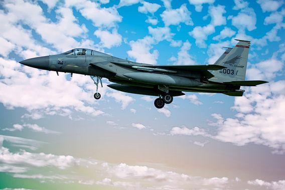 F-15 Eagle van Gert Hilbink