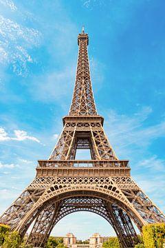 Eiffeltoren, Parijs van Günter Albers