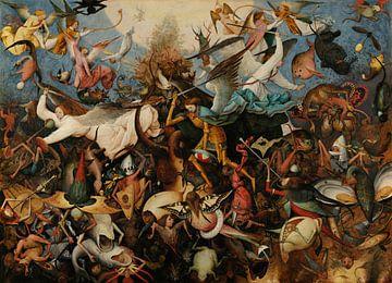 Der Fall der Rebellenengel, Pieter Bruegel der Ältere