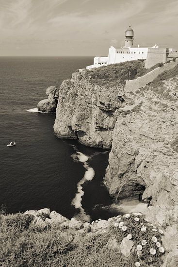 Cabo de São Vicente in Portugal