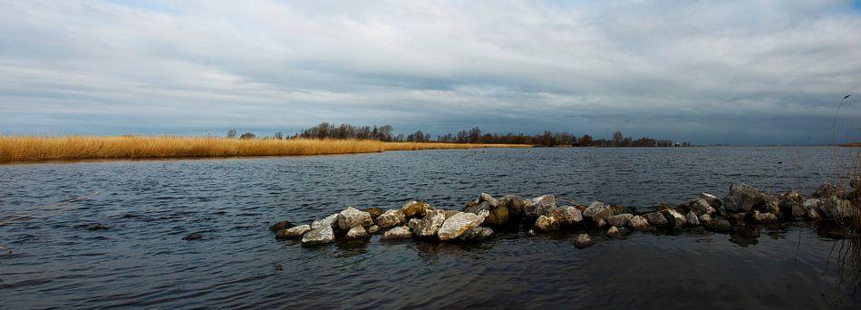 Horizon Zwaansmeer van Ernst van Voorst