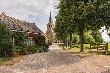 Kirchdorf 't Woudt von Charlene van Koesveld
