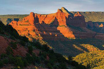 Berge um Sedona, Arizona von Henk Meijer Photography