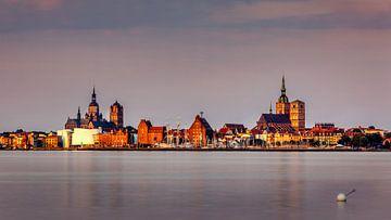 Stralsund, Duitsland van Adelheid Smitt