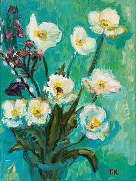 Inspiriert von van Gogh von Tanja Koelemij