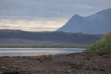 Isländische Landschaft von Ewan Mol