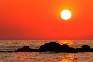 Zakynthos zonsopgang von Dennis van de Water