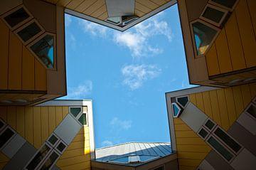 Kubuswoningen in Rotterdam van Thomas Poots