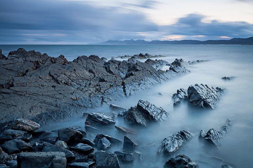 Tasmanische Fels Landschaft von Jiri Viehmann