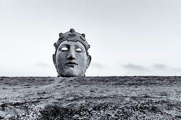 Das Gesicht von Nijmegen von Max ter Burg Fotografie