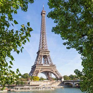 PARIJS Eiffeltoren & Seine
