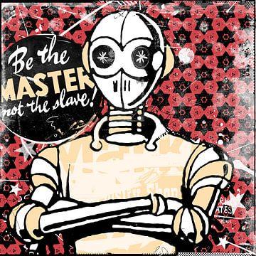 Seien Sie der Meister von Teis Albers