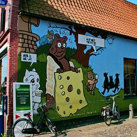 Wall Painting sur Eduard Lamping