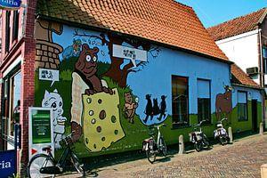 Wall Painting van