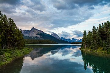 Maligne Lake van Rob Altena