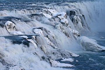 Gulfoss waterval sur Antwan Janssen