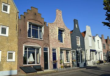 Holländische Fassaden-Impression von bernd hiep