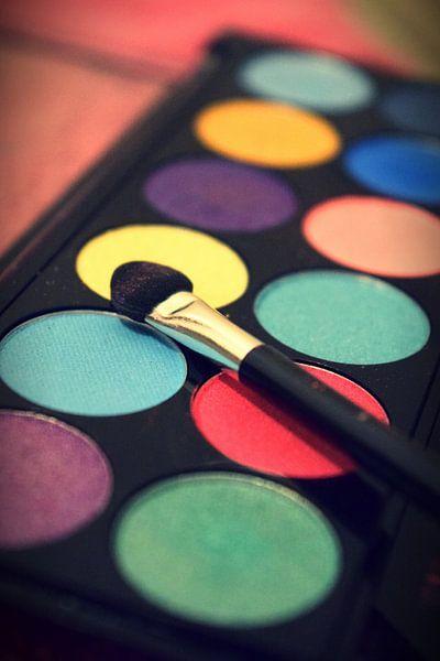 Kleurenpalet van Angela R.