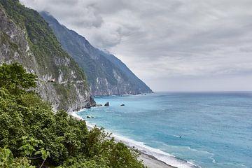 Qingshui cliffs van Jolene van den Berg